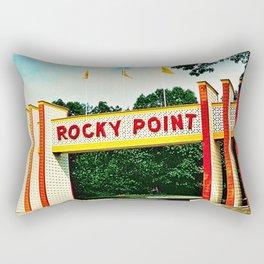 Rocky Point Amusement Park Photograph #2 – Warwick, Rhode Island Rectangular Pillow