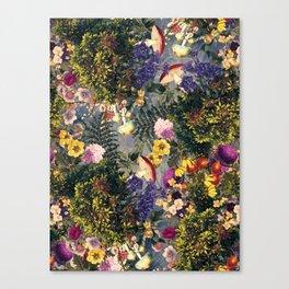 Tropical Garden XIII Canvas Print
