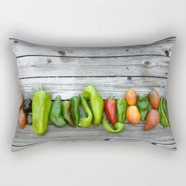 Pepper Works Rectangular Pillow