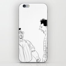 Seinfeld iPhone & iPod Skin