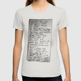 PLEASESTAYLEGEND. T-shirt