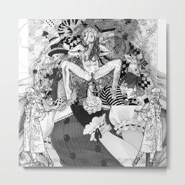 The constellation erotique 2747 Metal Print