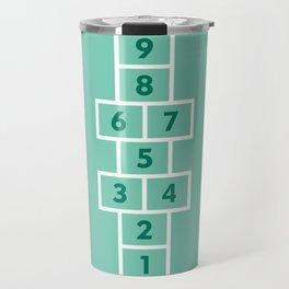 Hopscotch Mint Travel Mug