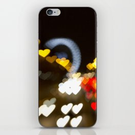 Love Along the Champs Elysees iPhone Skin