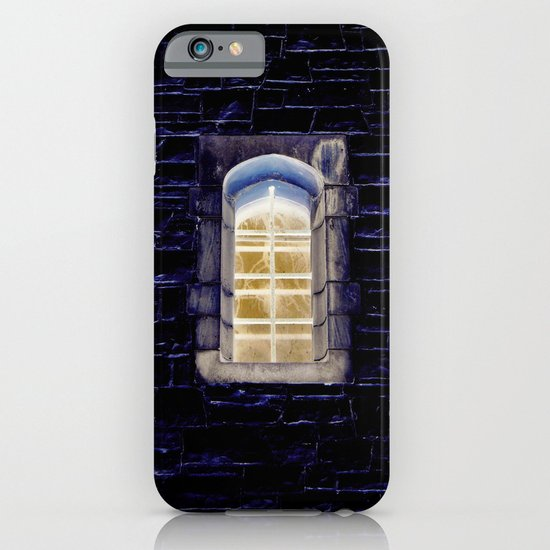 Keep One Eye Open at Night iPhone & iPod Case