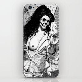 La belle entourloupe (A pretty trick) iPhone Skin
