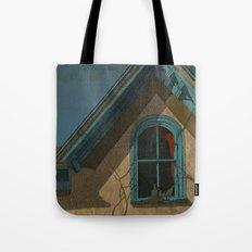 Looking In Tote Bag
