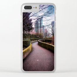 Stroll Clear iPhone Case