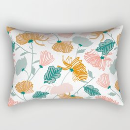 Redamancy #illustration #pattern Rectangular Pillow