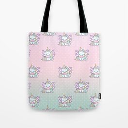 Blossom The Magical Unicorn Tote Bag