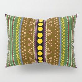 African texture Pillow Sham