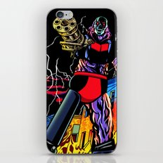 ULTRA-DESTROYER iPhone Skin