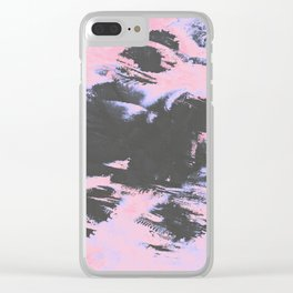 Forgetfulness Clear iPhone Case