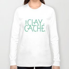 The Clay Cache Icon Long Sleeve T-shirt