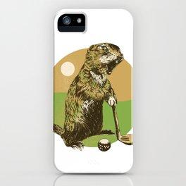 gopher iPhone Case