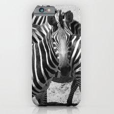 ~Zebra Stripes~ iPhone 6s Slim Case