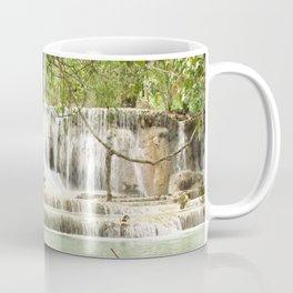 Zen Waterfalls Harmony Coffee Mug