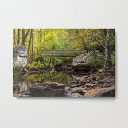Out of the City Metal Print