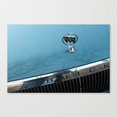 Cory's Buick  Canvas Print