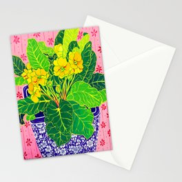 Primula Stationery Cards