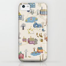 Little Village iPhone 5c Slim Case