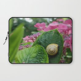 marcel the shell Laptop Sleeve