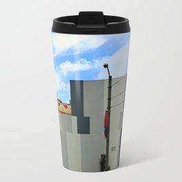 Right Off Target Travel Mug