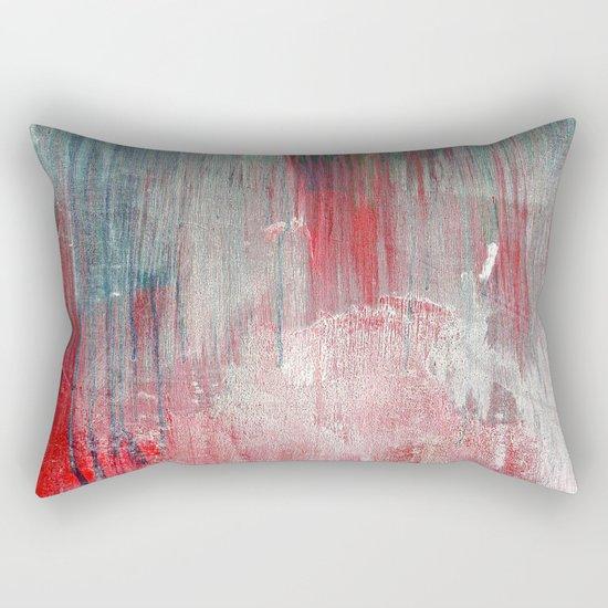 Drizzling Rectangular Pillow