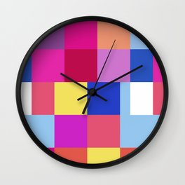 Chat C Wall Clock
