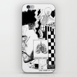 """""""Trilogy"""" by Maurí iPhone Skin"""