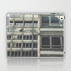 Industrial facade Laptop & iPad Skin