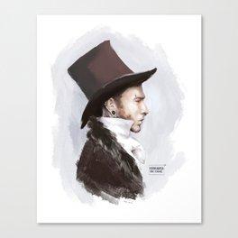DANDI Canvas Print