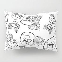 Falling Florals Pillow Sham