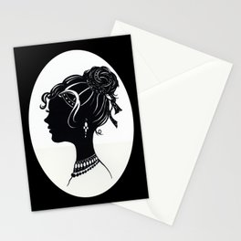 Old Fashioned Vanity Stationery Cards