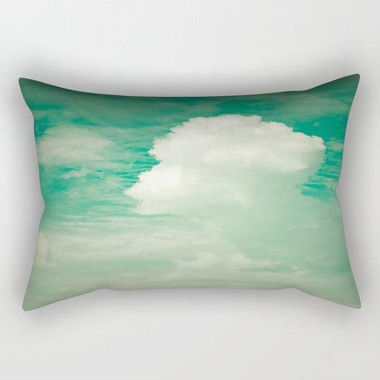 In Somebody Else's Sky Rectangular Pillow