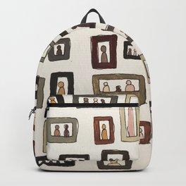 framed Backpack
