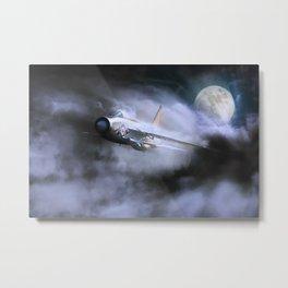 Thunder and Lightning Metal Print