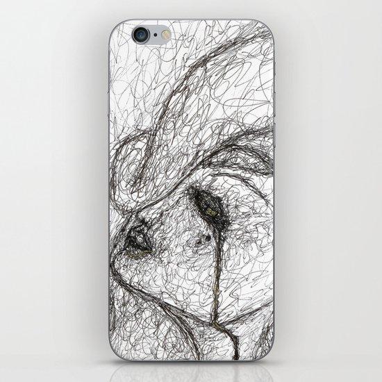 In The Dark Of It iPhone & iPod Skin