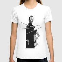 leon T-shirts featuring Leon the Professional by MacNaughtonArt