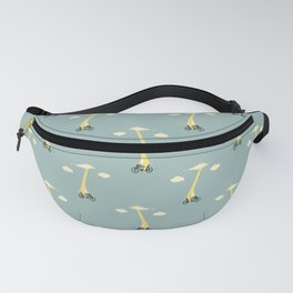 Head in the cloud Fanny Pack