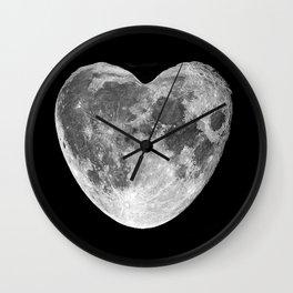 fullheart  Wall Clock