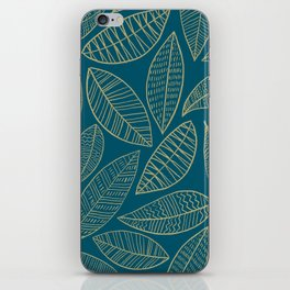Leaves iPhone Skin