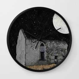 In the cosmic overwhelm Wall Clock