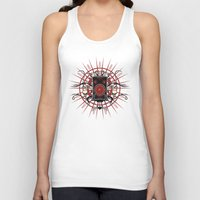 sound Tank Tops featuring Sound by Carly Curgenven