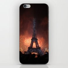 As France Celebrates Their Nation's Birthday iPhone & iPod Skin