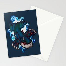 Kyogre (v1)  Stationery Cards