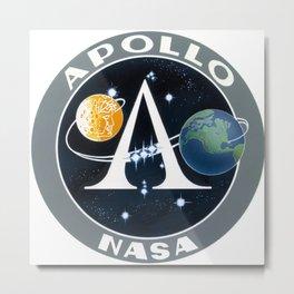 Apollo Program Logo! Metal Print