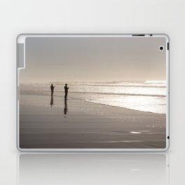An Evening of Fishing Laptop & iPad Skin