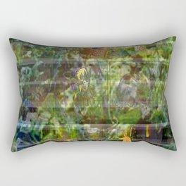 Something Funny Rectangular Pillow