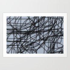 Theory II Art Print